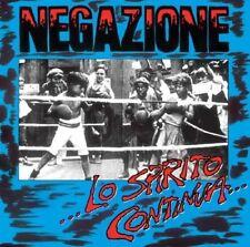 Contempo Vinile Negazione - lo Spirito continua (remastered) Musica Leggera