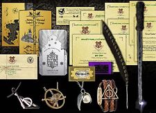 Harry Potter Hogwarts MAGNIFICENT MAGIC GIFT SET Perfect Christmas Xmas present