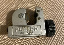FULLER 3-22mm  Quick-Acting Tubing Cutter 1/8 inch to 7/8-inch Tube Pipe Cutter