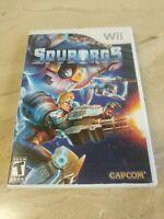 SpyBorgs Nintendo Wii
