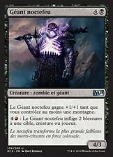 MTG Magic M15 - (4x) Nightfire Giant/Géant noctefeu, French/VF