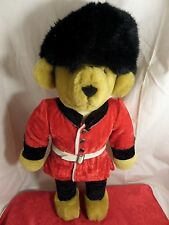 Merrythoughts Palace Guard Teddy Bear.made in England