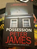 **NEW PB** Possession by Peter James (2018) Buy 2 & Save