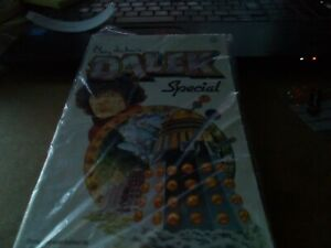 Terry Nation's DALEK SPECIAL Doctor Who | TARGET BOOKS | box 28