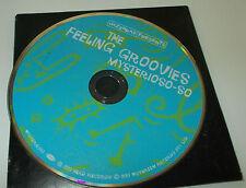 THE FEELING GROOVIES MYSTERIOSO-SO CD SINGLE PROMO LIKE NEW JAZZHEAD
