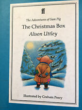 The Christmas Box  THE ADVENTURES OF SAM PIG by Alison Uttley