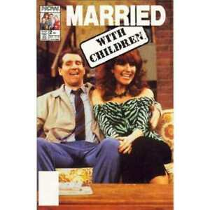 Married With Children (1990 series) #2 in NM minus condition. Now comics [*lc]