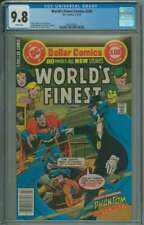 WORLD'S FINEST COMICS #249 CGC 9.8 WHITE PAGES