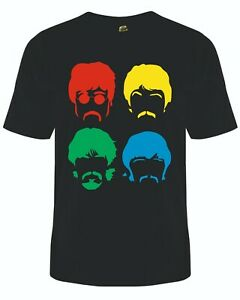 The Beatles T-Shirt Sgt Peppers Vest