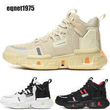 Mens High Top Sneakers Running Athletic Shoes Mesh Sports Hiking Shoes Outdoor