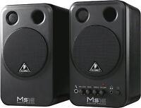 NEW Behringer Powered Studio Monitor Stereo Speaker Pair.Home Recording.Desktop