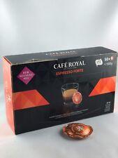 100 Stk Cafe Royal für Nespresso Pro Buisness Pads Espresso Forte 5,33€/100gr