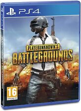 Playerunknows Battlegrounds PUBG PS4 New Sealed