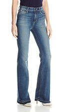 Joe's The Markie Flare High Rise Jeans Japanese Denim Miyu 24 $179 KSAMU25768