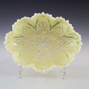 "Davidson Primrose Pearline Glass 7"" 'William & Mary' Bowl"