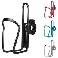 Bicycle Handlebar Mount Bike Water Bottle Cage Holder Mount W/ Bar Clamp Parts