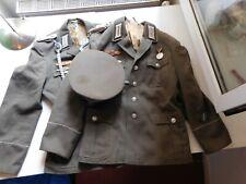Lot DDR Uniformen Offizier Oberstleutnant zb Jacke etc NVA
