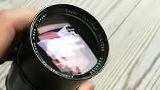 Asahi Pentax 200mm f4 Super Takumar M42 lens