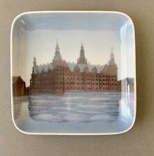 Bing & Grondahl B&G Denmark Frederiksborg Castle 5 inch Pin Dish Free Shipping