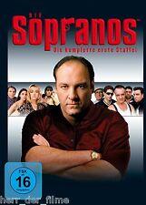 DIE SOPRANOS, die komplette 1. Staffel 4 DVDs  NEU+OVP