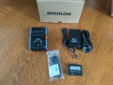 Bixolon Spp R200ii Mobile Printer 7138 0004 8801 New Open Box