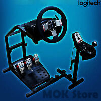 Logitech Driving Gaming Mounting Plate GT G29 G27 G25 Racing Wheel Stand