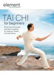 Element: Tai Chi for Beginners [New DVD] Full Frame