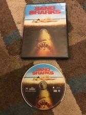 Sand Sharks (DVD) Brooke Hogan, Corin Nemec Horror Free Shipping!!