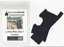 textured rubber grip tape overlay for Arex Rex Zero1 Compact pistols / grips