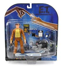 E.T. The Extra-Terrestrial - Keyman with Net Launcher Interactive Action Figure