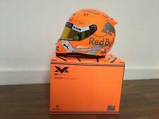 1/2 Max Verstappen 2019 Spa helmet Red Bull Racing