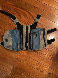 Outward Hound Medium Dog Backpack Supply Carrier
