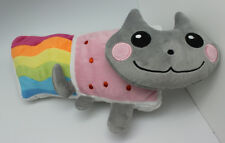 NEW Handmade Internet Meme Plush Nyan Cat 11 inches Toy