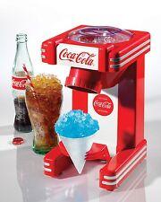 Nostalgia Electrics Coca-Cola Series Single Snow Cone Maker, RSM702COKE New