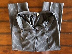 Laura Scott Petites Dress Pants With Slimming Tummy Control Design