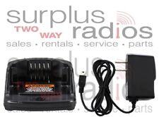 Motorola Charger PMLN6394A RMU2040 RMU2080 RMU2080D RMV2080 RMM2050