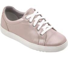 Cosyfeet Extra Roomy Jo-Jo Womens Casual Shoe Rose Gold (6E Width) UK 8