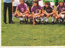 315 EQUIPE TEAM RSC.ANDERLECHT BELGIQUE STICKER FOOTBALL 1980 BENJAMIN RARE NEW
