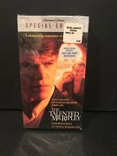 The Talented Mr. Ripley (Vhs, 2001, Special Edition) Brand New Factory Sealed