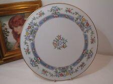 Royal Worcester MEDICI Blue  Cake / Gateau Serving Plate