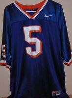 Vintage Nike Team Donovan McNabb Syracuse Orange Football Jersey Sz XL