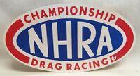 "Official 5"" NHRA Championship Drag Racing Decals Sticker Funny Car Top Fuel Pro"