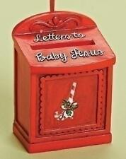 "3"" Letter To Jesus Orn Mail Box - 31314"