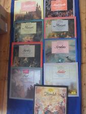Klassik & Oper Vinyl-Schallplatten-Sammlungen (6-10 Stk)