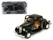 Motormax 1/24 1934 Ford Coupe (dark Red) Mx73217 (new)