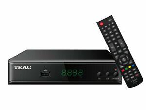 Teac Full HD Digital Set Top Box with USB Recording HDB860