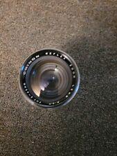 Chinon reflex zoom 7.5_60mm f/1.7 manual Lens screwmount mint