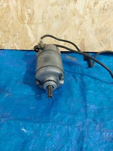 Yamaha FZR600 89 Starter Motor Starter Lead. Battery Cable Included