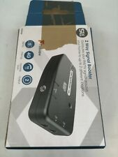 More details for signal booster, slx tv single output amplifier 27828hsr with integrated 4g - and