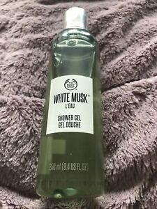 The Body Shop White Musk L'eau Shower Gel New original